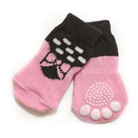 Ballerina sokken M 4 st.