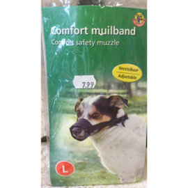Pet products comfort muilband maat L