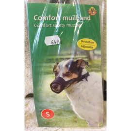 Pet products comfort muilband maat S