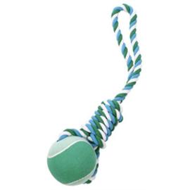 Tennisbal tug jumbo groen/geel
