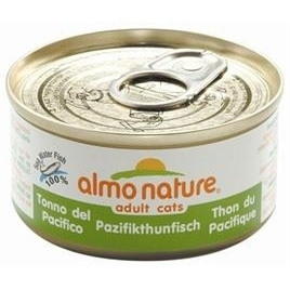 Almo Nature cat pacific tonijn 70gr 24x