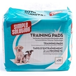 Simple Solution puppy training pads 30 st.