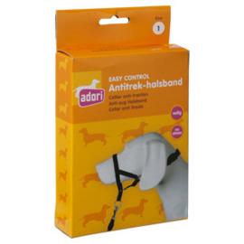 Adori nylon anti trek halsband maat 3