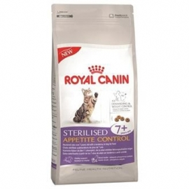 Royal Canin cat sterilised appetite control 7+ 3,5kg