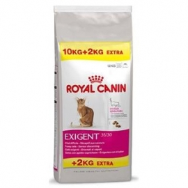 Royal Canin cat exigent savour sensation 10kg+2kg gratis