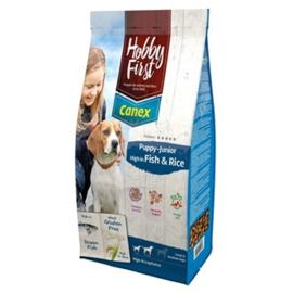 Hobbyfirst Canex puppy/junior brocks rich in fish&rice 12kg