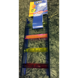Nobby plastic ladder multicolor