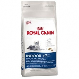 Royal Canin cat indoor 7+ 400gr