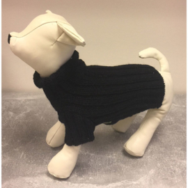 Hondencoltrui zwart