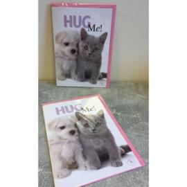 Studio Pets kaart Hug Me!