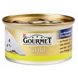 Gourmet Gold mousse kip 85gr 24x