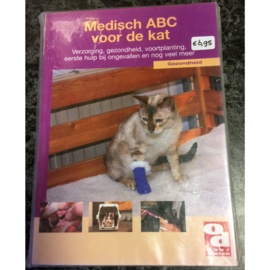 Boekje Medisch ABC voor de kat