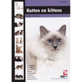Katten en Kittens handboek en naslagwerk