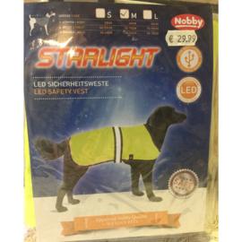 Nobby starlight veiligheidsvest met LED S