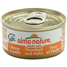 Almo Nature cat tonijn/kip 70gr