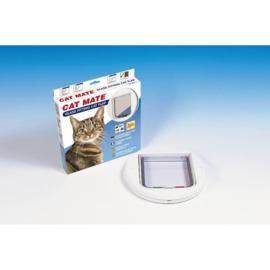Catmate 210W kattenluik voor glazen deuren