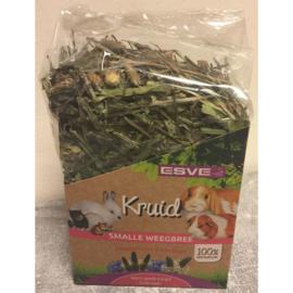 Esve Kruid – Smalle weegbree 100 gram