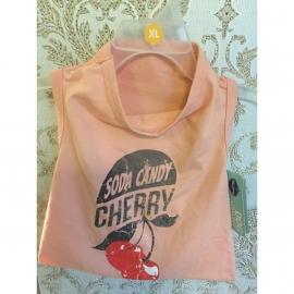 Hondenshirt Cherry