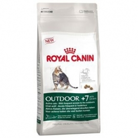 Royal Canin cat outdoor 7+ 400gr