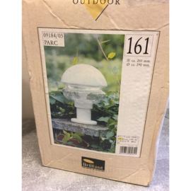Brilliant outdoor terras/tuinlamp