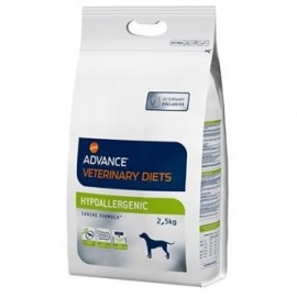 Advance veterinary diets hypo allergenic canine formula 2,5kg