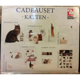 Cadeauset Katten