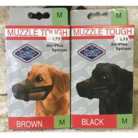 74 D&D muzzle tough/ muilkorf M