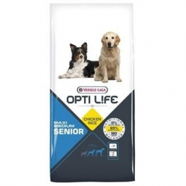 Opti life Senior medium/maxi 12,5kg