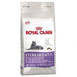 Royal Canin cat sterilised 7+ 400gr