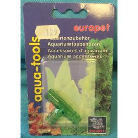 Aquarium accessories luchtslang T-stuk 4 mm