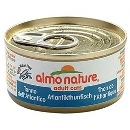 Almo Nature cat atlantic tonijn 70gr