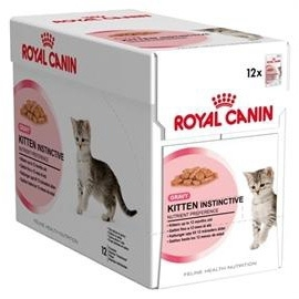 Royal Canin wet kitten instinctive 12x85gr