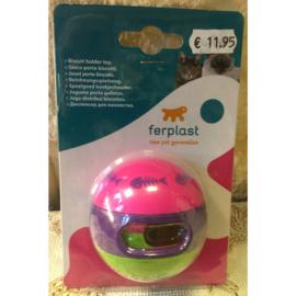 Ferplast katten voederspeeltje/beloningsbal
