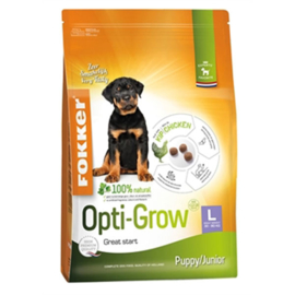 Fokker Opti-Grow Puppy/Junior large 2,5kg