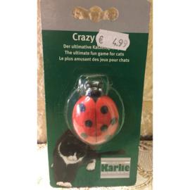 Karlie crazy bugs lieveheersbeestje
