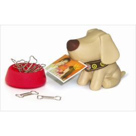 T-dog card & clip holder