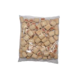 Mergkoekjes zalm 500 gram