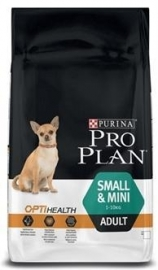 Pro Plan dog adult small/mini 7kg