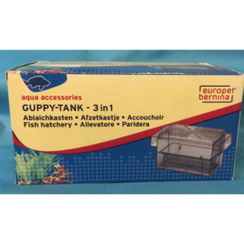Europet bernina guppy tank 3 in 1