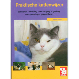 Boekje Praktische kattenwijzer