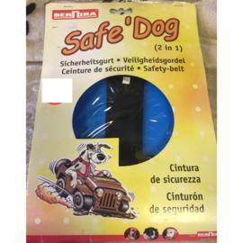 Bernina safe dog veiligheidsgordel XL