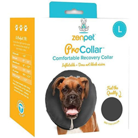 Zenpet Inflable Recovery Collar L
