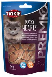 Trixie Premio ducky hearts kattensnoepjes