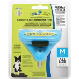 FURminator Edge deshedding head medium dogs