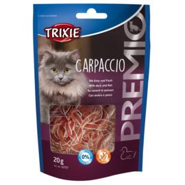 Trixie premio carpaccio kattensnoepjes