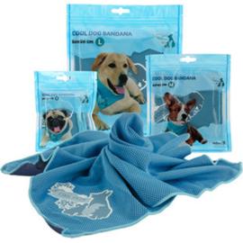 Coolpets cool dog bandana S