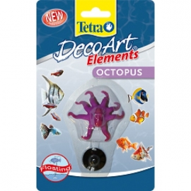 Tetra decoArt elements drijvende octopus