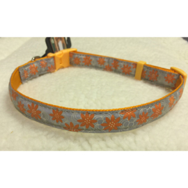 Dog fashion reflecterende halsband