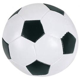 Voetbal zacht 6 cm