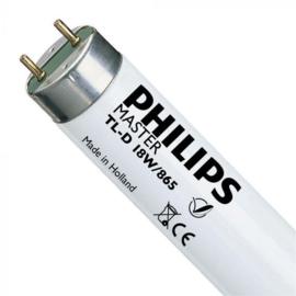 Philips Master TL-D Super 80 18W/865
